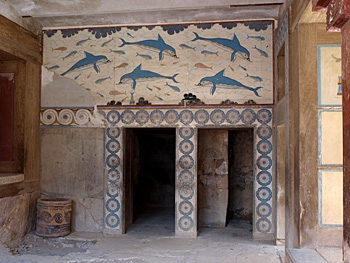 Knossos: The Dolphin Sanctuary
