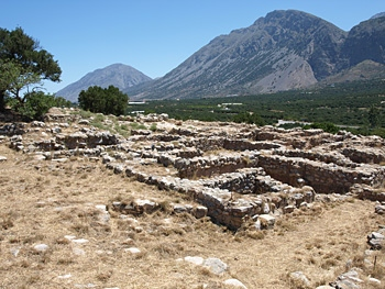 The Vasiliki archaeological site